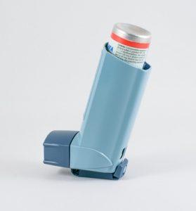 Asthma Rescue Inhaler