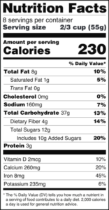 FDA_Nutrition_Facts_Label