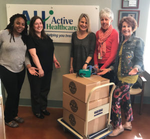 Active Healthcare Nebulizer Donation to WCPSS