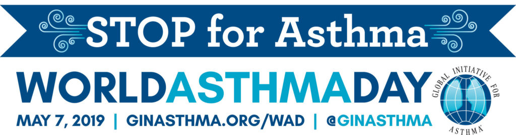 World Asthma Day - Stop for Asthma