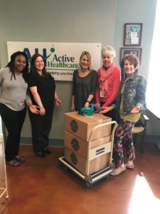 2019 Nebulizer Donation