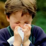 child cold or flu